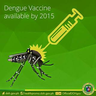 Anti-Dengue Vaccine Available Next Year