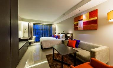 美蒂雅飯店素坤逸 18 巷 Maitria Hotel Sukhumvit 18- room