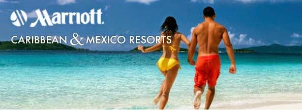 Marriott萬豪酒店-加勒比、墨西哥等中美洲酒店優惠低至7折!