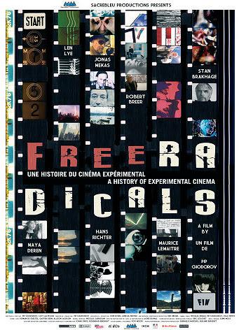 Awangarda historia kina eksperymentalnego / Free Radicals (2010) PL.TVRip.XviD / Lektor PL