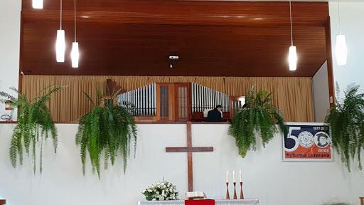 Igreja Evangélica de Confissão Luterana de Ivoti, R. Pastor Ernesto Schlieper, 1 - Sete de Setembro, Ivoti - RS, 93900-000, Brasil, Local_de_Culto, estado Rio Grande do Sul