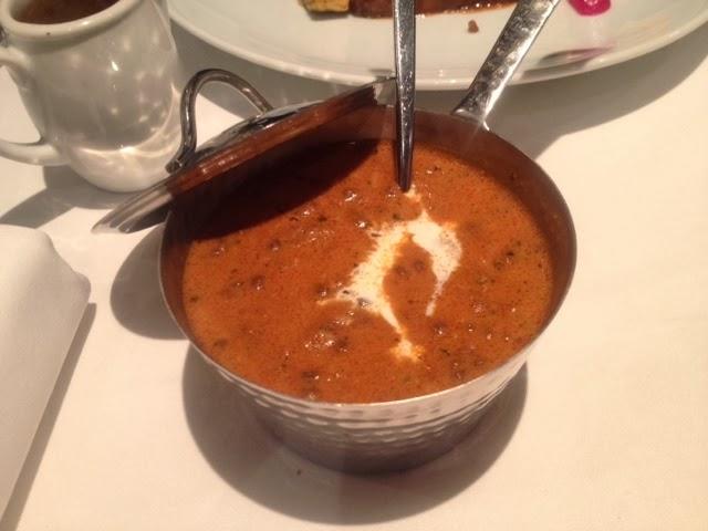 Mixed lentil daal, a great accompaniment at Benares Mayfair