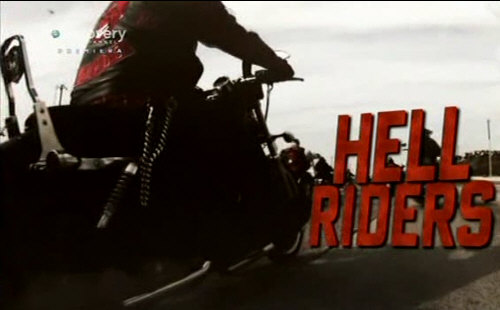 Je�d�cy piekie� / Hell Riders (Season 1) (2012) PL.TVRip.XviD / Lektor PL