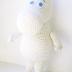 Moomin free Amigurumi pattern