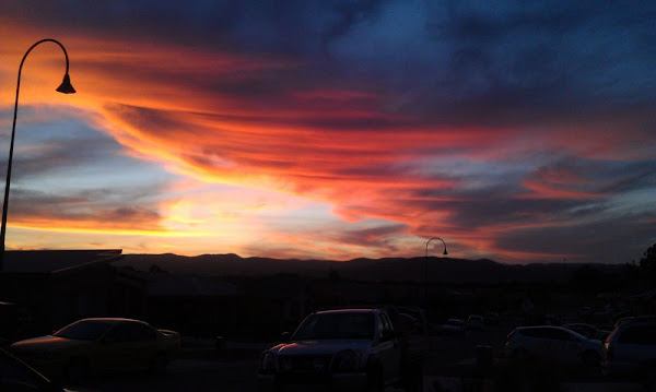 macgregor sunset