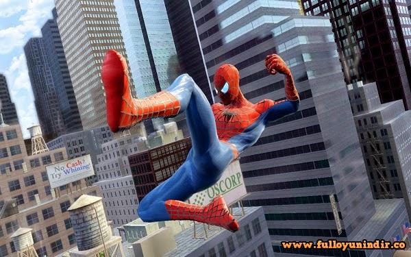 Spider-Man 3 PSP Full Tek Link Oyun Indir