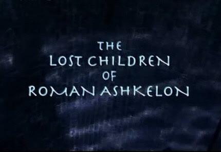 Zaginione dzieci z rzymskiego Aszkelonu / Lost Children of Roman Ashkelon (2009) PL.TVRip.XviD / Lektor PL