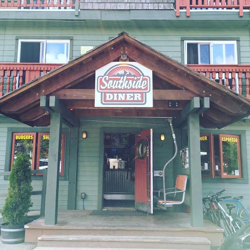 Southside Diner, 2102 Lake Placid Rd, Whistler, BC V0N 1B2, Canada, Diner, state British Columbia