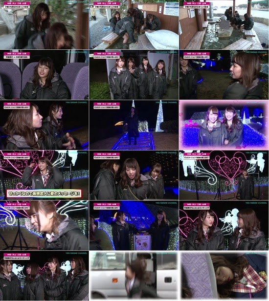 (TV-Variety)(720p) YNN [NMB48チャンネル] 山田菜々プレゼンツ「そうだ、白浜へ行こう」 #4 150403