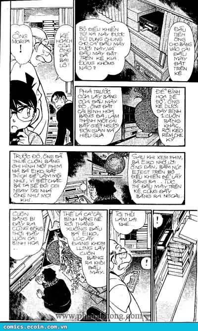 xem truyen moi - Conan Chap 337
