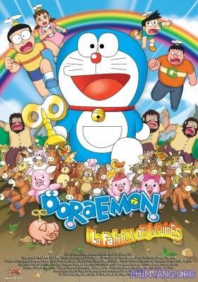 Mèo Máy Thông Minh - Doraemon