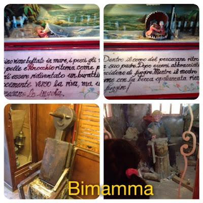 Collodi: il parco di Pinocchio e Villa Garlinzoni