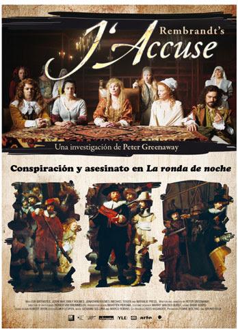 Rembrandt oskar�am / Rembrandt's J'accuse (2008) PL.TVRip.x264 / Lektor PL