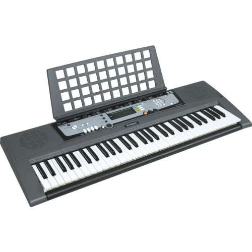 yamaha ez 200 61 key light up portable keyboard ebay. Black Bedroom Furniture Sets. Home Design Ideas