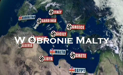 W obronie Malty / Heroes in the Sky (2006) PL.TVRip.XviD / Lektor PL