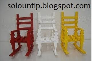 Поделка своими руками стул
