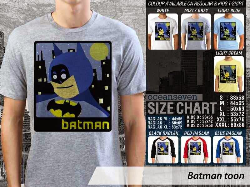 KAOS Batman 4 Amazing Superhero distro ocean seven