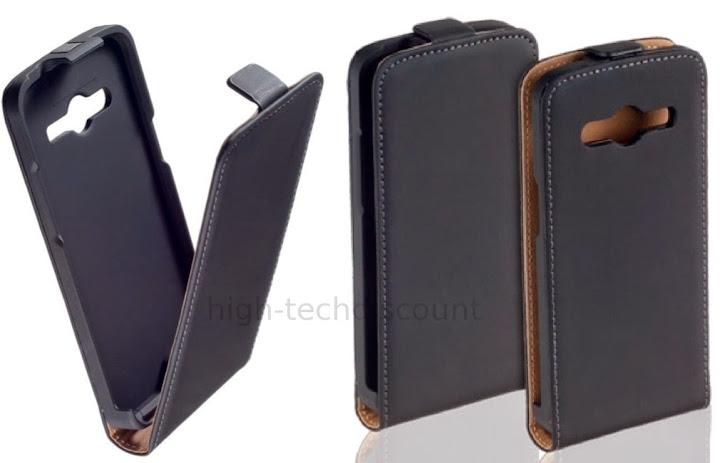 Housse-etui-coque-PU-cuir-fine-pour-Samsung-G530H-Galaxy-Grand-Prime-film