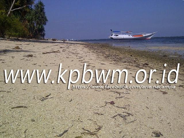 pantai wisata labuang polewali mandar