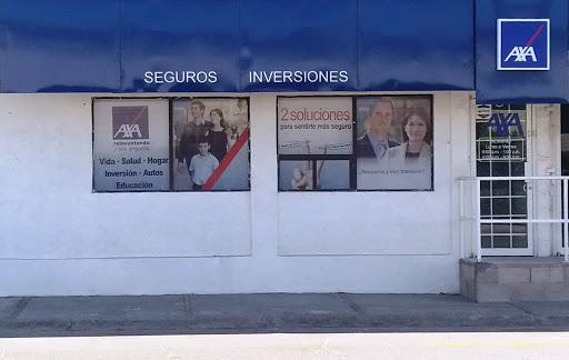 AXA Seguros, Calle Río Mocorito 2123, Independencia, 21290 Mexicali, B.C., México, Compañía de seguros   BC