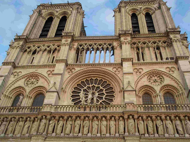 Heritage: Lasers reveal mysteries of Notre Dame Cathedral