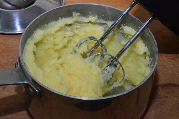Как сделать картофельное пюре миксером