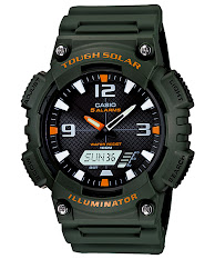 Casio G-Shock : GA-201BA-1A