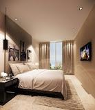 cozy studio in new condominium on pratumnak hill    for sale in Pratumnak Pattaya