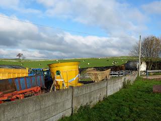 Farm Equipment at Hanson Grange