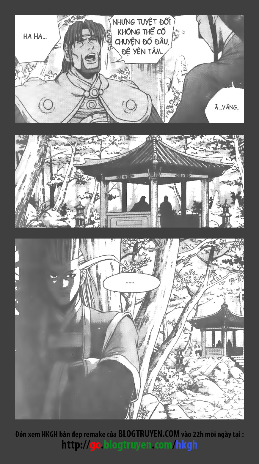 xem truyen moi - Hiệp Khách Giang Hồ Vol33 - Chap 227 - Remake