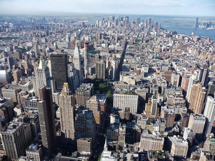 Nueva York, 2008