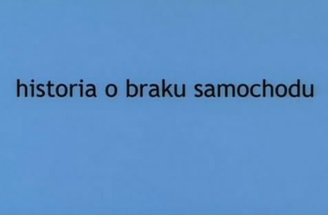 Historia o braku samochodu (2008) PL.TVRip.XviD / PL