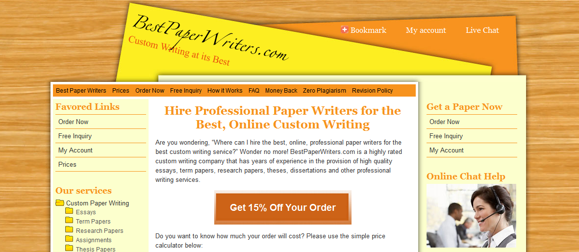 Essay Writing Service That People Trust: Low Prices and