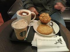 Cogiendo fuerzas en Starbucks