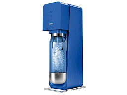 Gasatore Sodastream Source metal Blu