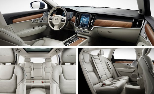 2017 Volvo V90: Arguably the World's Most Elegant Wagon Release Date Car Review Specs