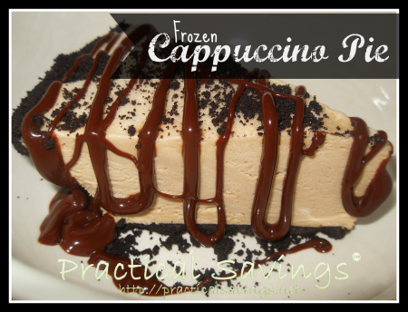 weight watcher's cappuccino pie practicalsavings.net