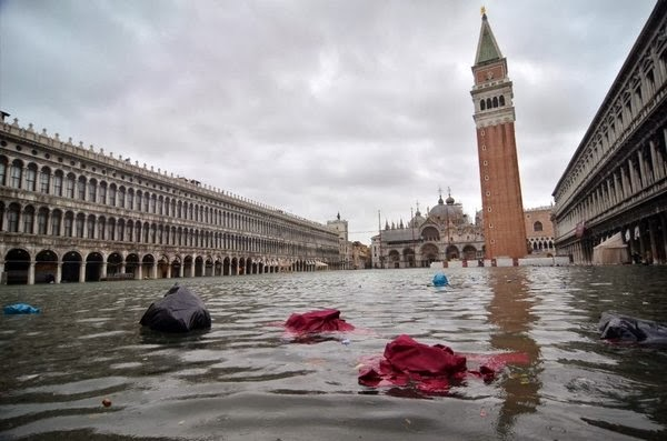 Natural Heritage: Sea-level rise threatens UNESCO World Heritage sites