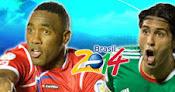 Panamá vs. México en Vivo - Brasil 2014 - CONCACAF