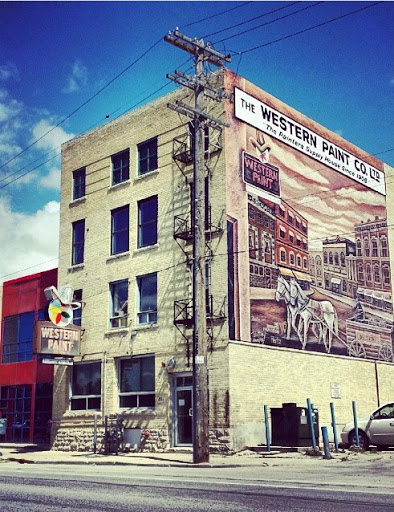 Western Paint & Wallcovering Co Ltd, 521 Hargrave St, Winnipeg, MB R3A 0Y1, Canada, Paint Store, state Manitoba