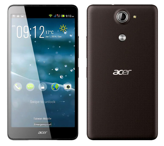 Acer Liquid X1 - Spesifikasi Lengkap dan Harga