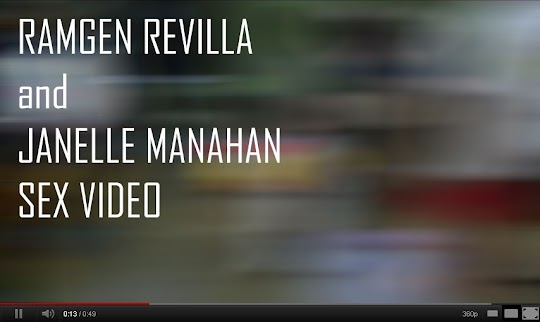 Ramgen Revilla and Janelle Manahan Se* Video