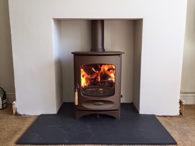 richard hirst bespoke building maintenance charnwood c4 multifuel stove installation cornwall. Black Bedroom Furniture Sets. Home Design Ideas