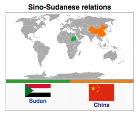 China - Sudan Relations