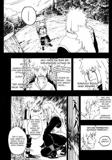 naruto Online hokage ke-4: 01 page 10