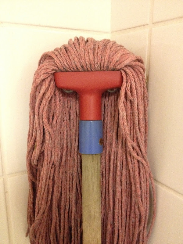 mop-man is very disappointed in you