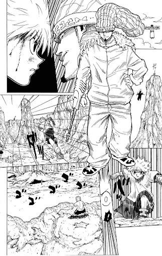 Hunter_x_Hunter 237 Manga Online page 11