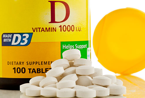 Vitamin D — Your fertility friend