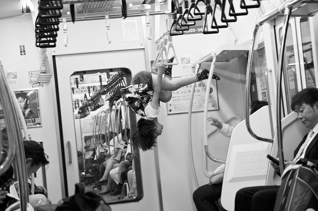 Shinjuku Mad - Streams of consciousness 23