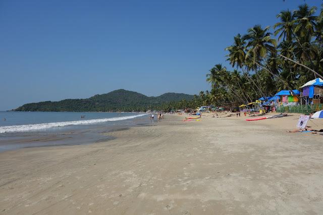 Beach bliss.
